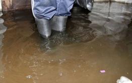 Читинцы с ул. Южная пожаловались на ежегодное потопление частных подворий