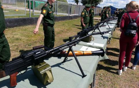 В Чите на полигоне «Песчанка» состоялся форум «Армия – 2019»
