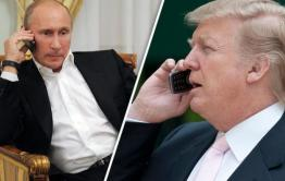 Дональд Трамп предложил помощь Путину в тушении пожаров в Сибири