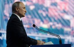 Путин предложил вдвое увеличить выплаты врачам и учителям на Дальнем Востоке