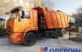 Водители мусоровозов в Чите прекратили забастовку