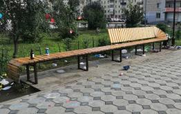Жительница Краснокаменска в шоке  от последствий празднования Дня города