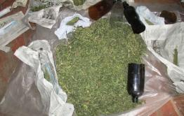 В Забайкалье изъято 13 килограммов наркотиков за сутки