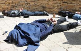 Грабители ювелирного салона в Чите получили срок в колонии строгого режима