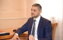 Осипов одним из первых проголосовал на выборах в Забайкалье