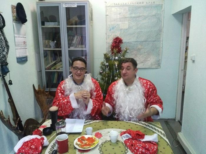 В Новый год «Вечорка» отвечает на вопросы. Часть I (ВИДЕО)