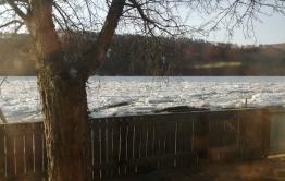 Саперы подорвут лед на Шилке, чтобы снизить уровень воды