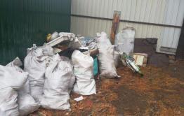 «Олерон+» третью неделю отказывается вывозить мусор из Атамановки, несмотря на оплаченные счета
