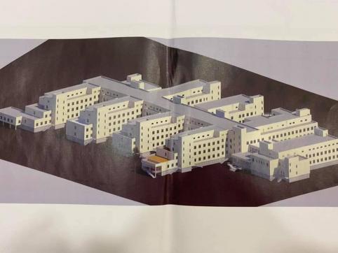 Проект строительства туберкулезной больницы в Забайкалье прошел Государственную экспертизу