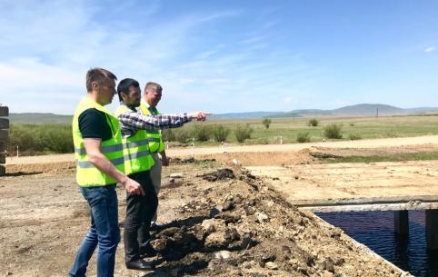 Десять километров трассы в Борзинском районе отремонтируют в 2019 году