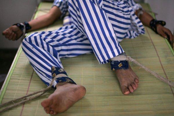 Санитара психбольницы в Ивановке задержали по подозрению в сексуальном насилии над пациентом, возможно, несовершеннолетним