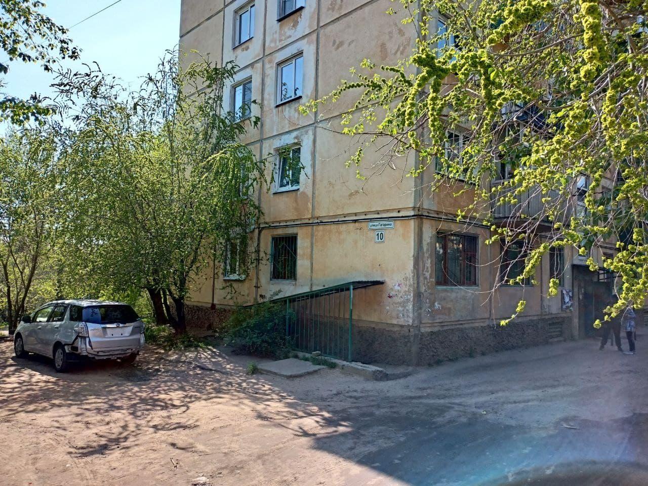 Жители дома на Гагарина в Чите уже больше недели сидят без горячей воды