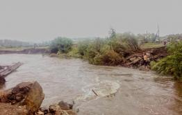 Четыре села оказались под угрозой подтопления в Забайкалье