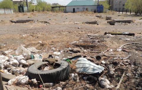 Помойки и хлам на ГРЭСе – виноваты коммунальщики
