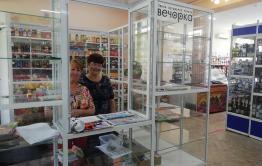 Очередной фирменный киоск «Вечорки» открылся в центре Читы