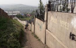 Ремонт путепровода в Дарасуне доставляет жителям массу неудобств