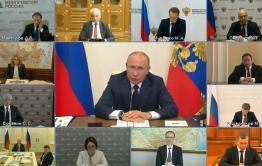Выступление Путина по поводу продления нерабочих дней - главное