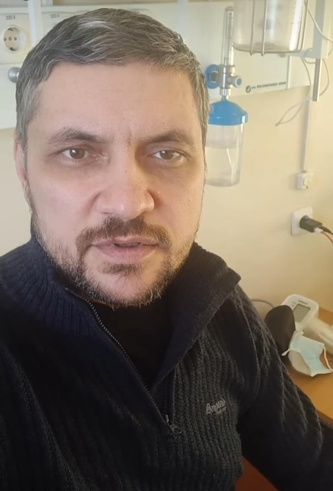 Осипова выписали из моностационара. Туда его госпитализировали с коронавирусом.