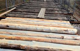 Плюхин озадачил прокуратуру вопросами про мост в Могоче, с которого упал человек