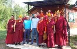 Восемь ступ Будды Шакьямуни