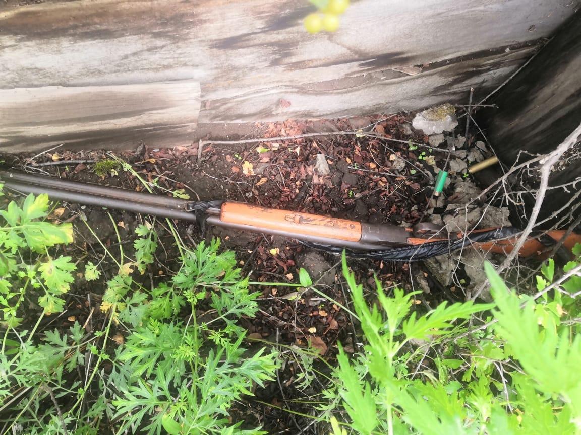 Грабители с оружием закрыли потерпевших в подполье в Забайкалье