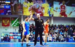 20-летний забайкалец стал бронзовым призером чемпионата России по вольной борьбе