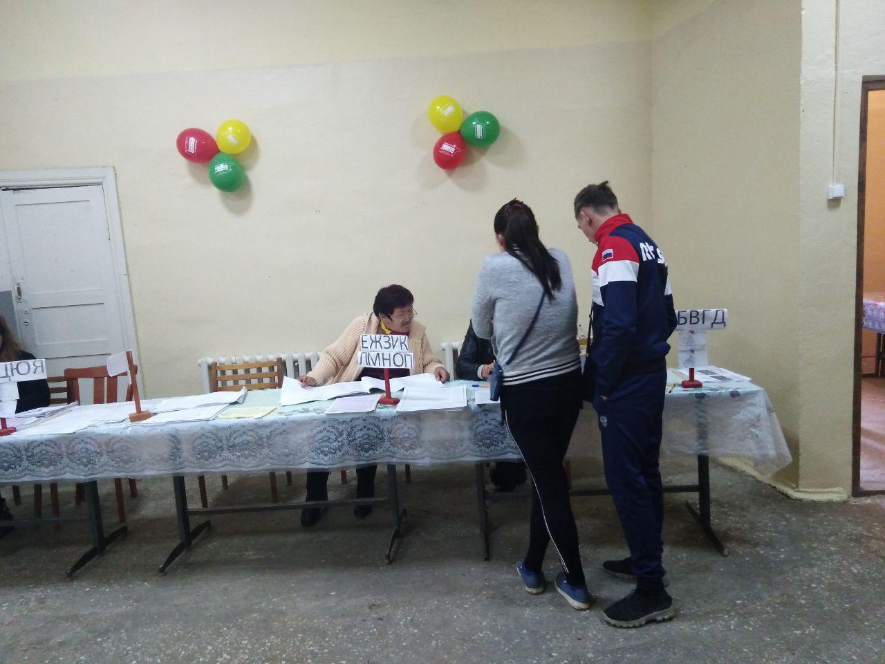 Лучшую явку на выборах показали в АБО, Каларском и Тунгиро-Олекминском районах