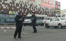 Сообщения о минировании ТЦ в Чите не подтвердились