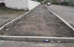 В Оловянной нет тротуаров, водопровода и дорог