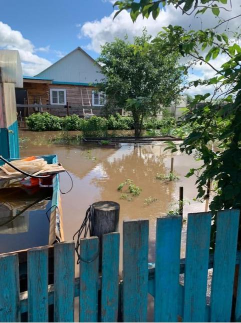 «Вечорка ЦУР»: Как нам жить в болоте? — затопленный Чернышевск