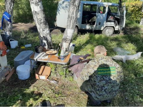 Около 600 метров рыболовных сетей изъяли у нарушителей в Забайкалье