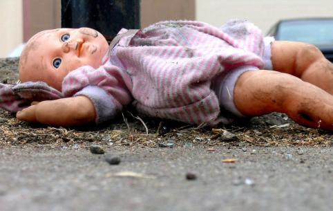 Девочку, пострадавшую при пожаре в Барахоево, доставили в Читу