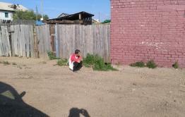 В селе Зубарево построили детскую площадку