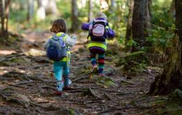Пропавших в Улетах детей нашли около озера