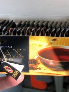"""Производители подложили """"Нури"""" вместо чая """"Шах"""""""