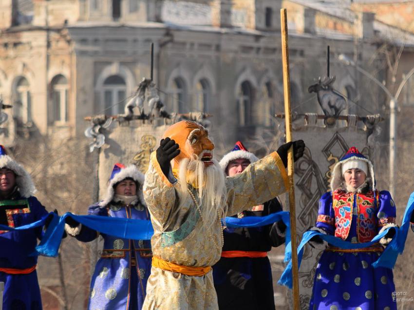 В Забайкалье 12 и 13 февраля пройдет празднование Сагаалгана