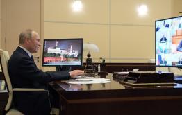 Путин поможет Забайкалью решить проблему с пожарами