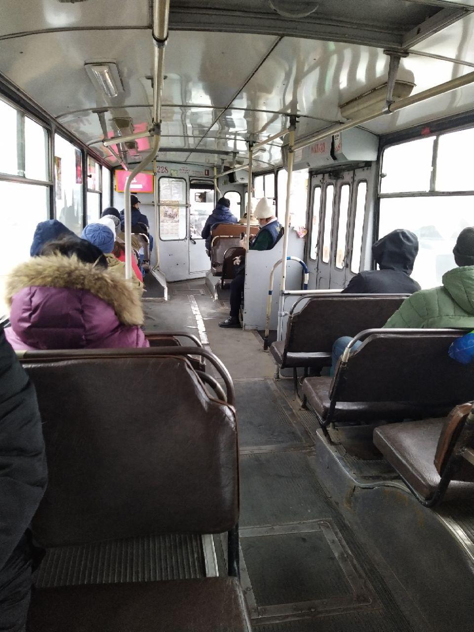 Троллейбусы развезут читинцев в пасхальную ночь после службы