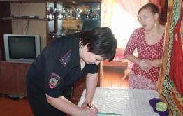 Учителя из Забайкальска проводят рейды