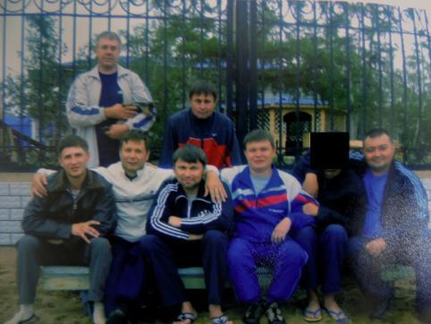 Писателя-бандита Ведерникова пытают в красноярском СИЗО — источники
