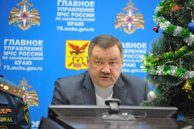 Глава Читинского района Кургузкин покинул пост