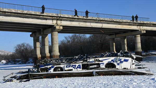Прокуратура утвердила обвинение по делу о гибели 19 человек в результате ДТП с пассажирским автобусом в Сретенском районе