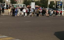 Пострадавшая в ДТП на вокзале в Чите готовится к выписке из больницы