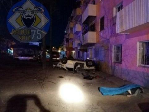 Читинского водителя, по вине которого погибли двое пассажиров, будут судить