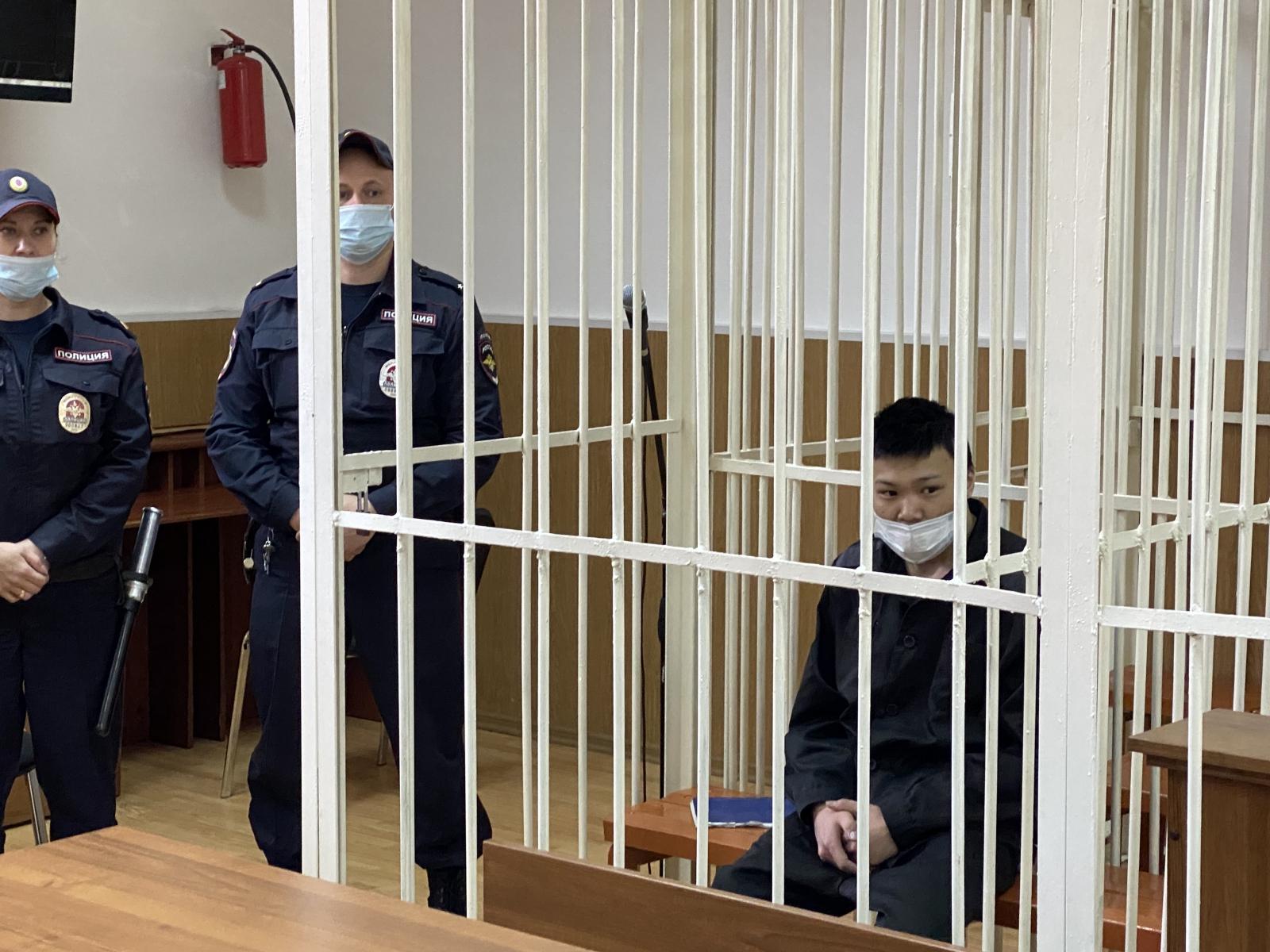 Суд приговорил к 17 годам колонии жителя Агинского, убившего и расчленившего 17-летнего парня