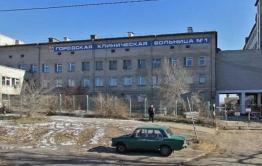 Лифт с людьми упал в первой городской больнице в Чите
