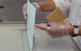 В Забайкалье на участки для голосования пришло почти 57% избирателей
