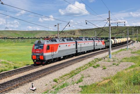 Схема движения поездов изменилась до 25 июля на время ремонта моста на Транссибе
