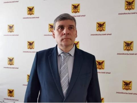 Новым зампредом Правительства Забайкалья стал чиновник из Амурской области