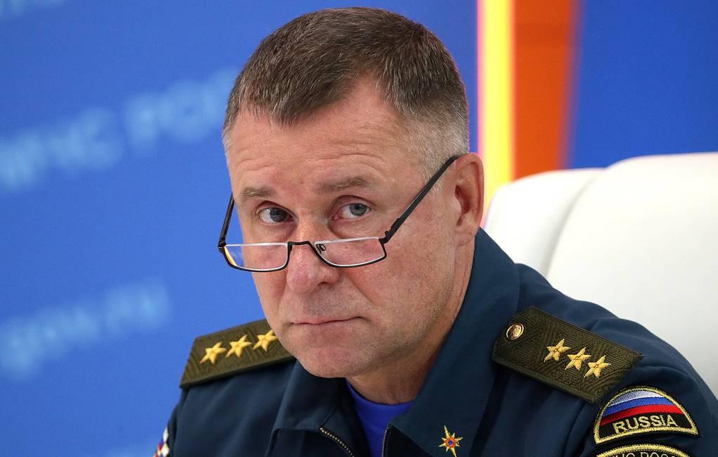 Погиб глава МЧС Евгений Зиничев во время съёмок в Норильске